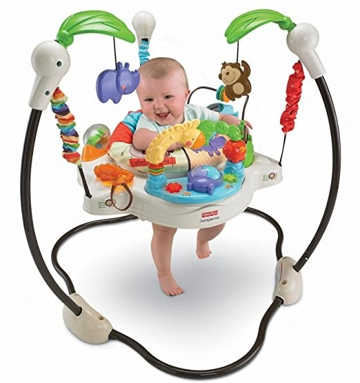 Pula Pula Beb 234 Fisher Price Luv U Zoo Jumperoo Bebe