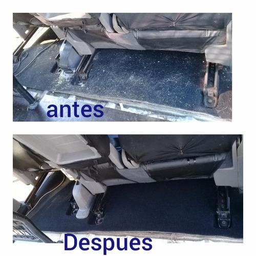 pulido de autos \limpieza de tapizados\ recuperacion de opti