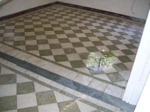pulido de mosaico - marmol - calcareos tel 15 6814-3911