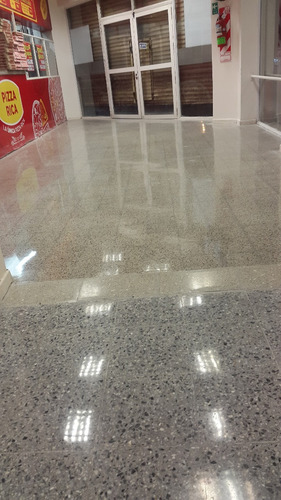 pulido de mosaico - marmol - granito - calcareo