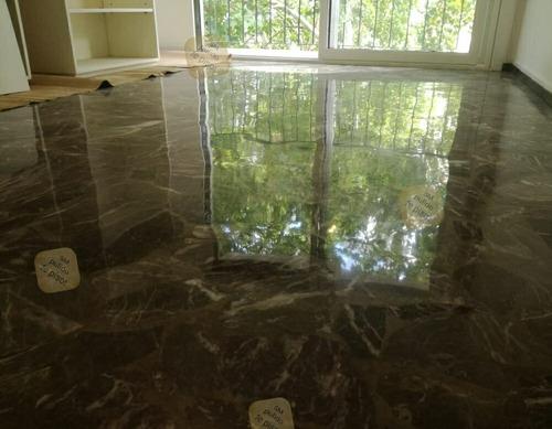 pulido de mosaicos pisos madera granito marmol vitrificado.