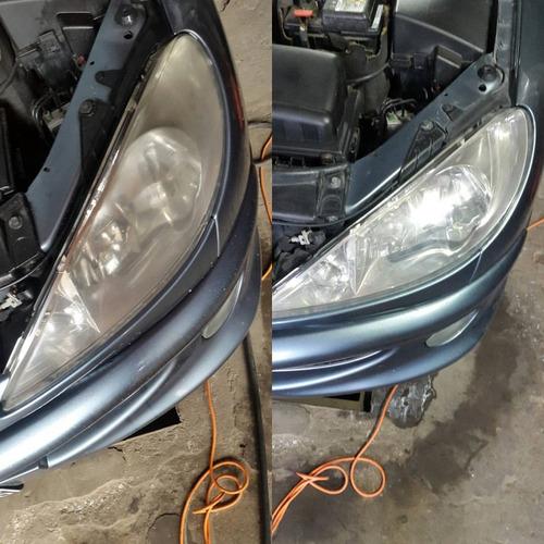 pulido de opticas, reparacion y restauraciones