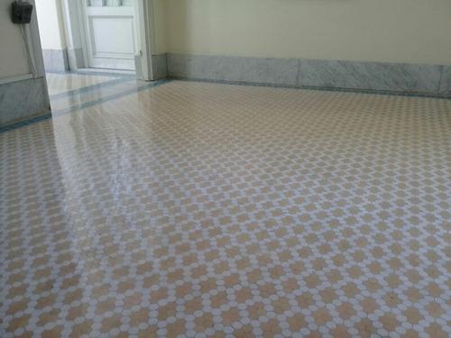 pulido de piso monolítico y parquet