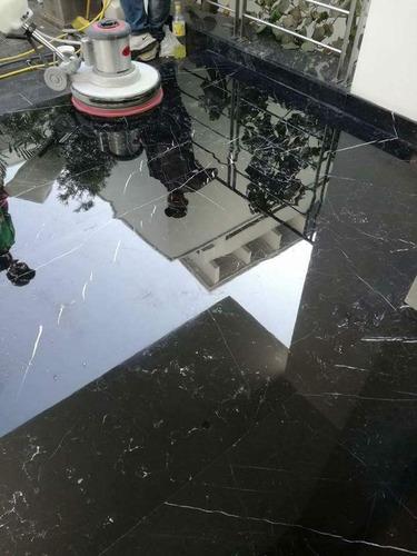 pulido de pisos cristalizado, destroncado