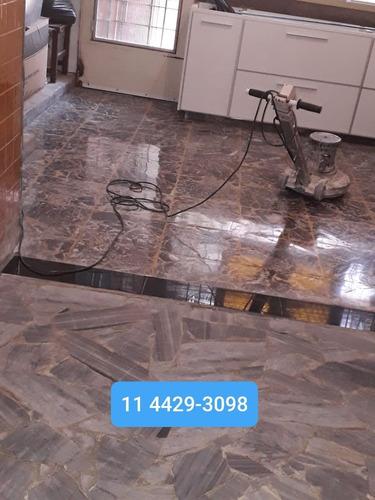 pulido de pisos de mosaico - granito - marmol - madera y más