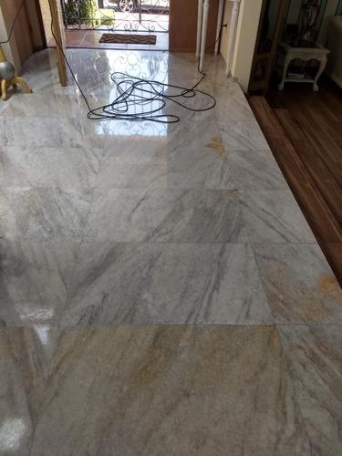pulido de pisos mármol, loseta, parquet, lavado alfombras