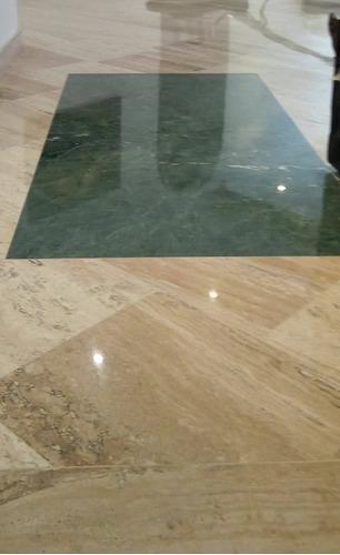 pulido de pisos y mesones en marmol y similares