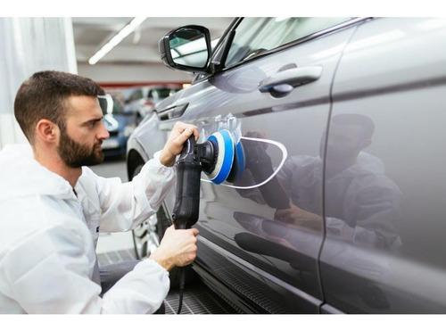 pulido en autos usados