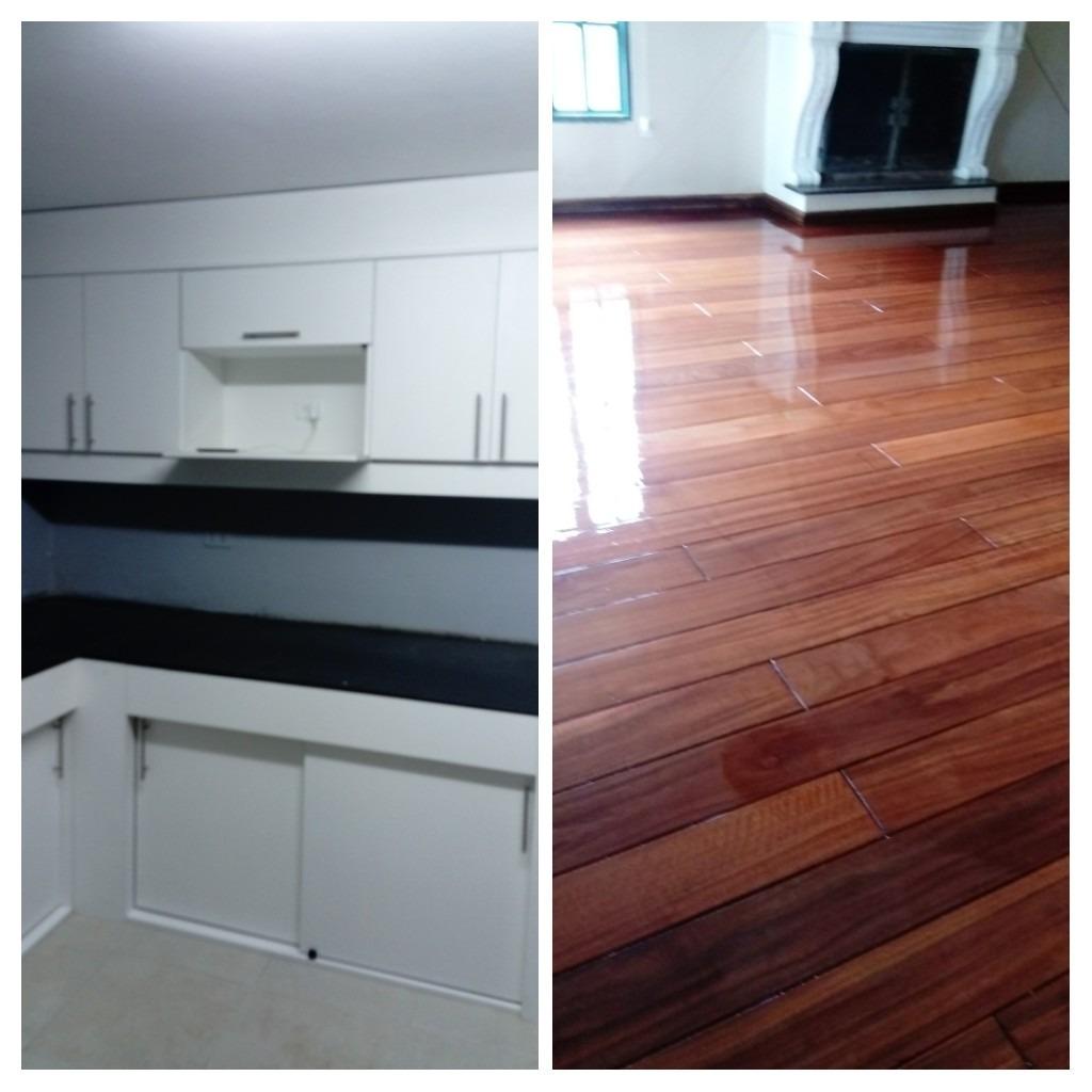 Pulido Lacado De Pisos Muebles Cocina Closets Remodelaciones - en ...