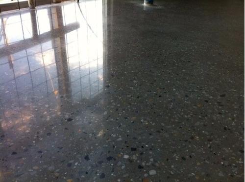 pulido pisos mosaico mármol - terrazos - granito
