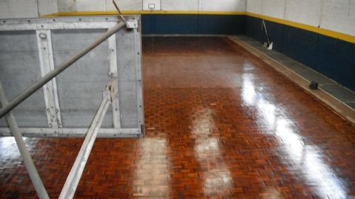 pulido pisos plastificado