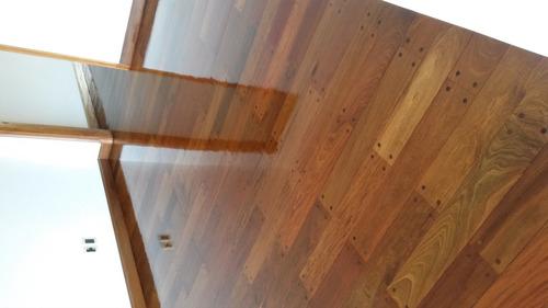 pulido plastificado parquet pisos hidrolaqueados madera cera