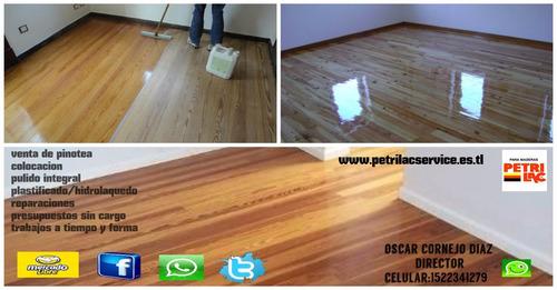 pulido plastificado pinotea reparacion 01122341279