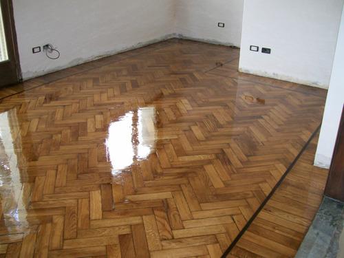 pulido plastificado pisos