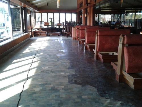 pulido, plastificado, pisos de madera - alquiler máquinas
