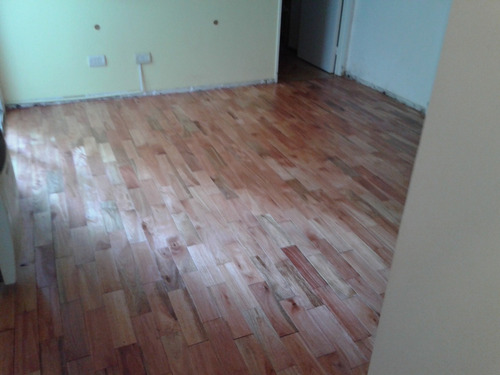 pulido, plastificado, pisos de madera oferta!