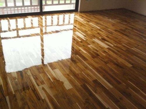 pulido y cristalizado pisos de mármol