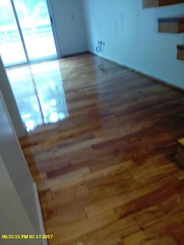 pulido y plastificado colocación pisos flotante