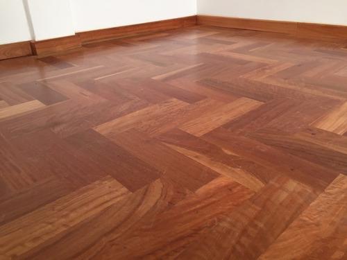 pulido y plastificado de pisos de madera