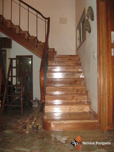 pulido y plastificado de pisos - madera, mosaico y mármol