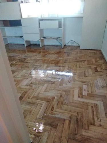 pulido y plastificado de pisos parquet pinotea reparación