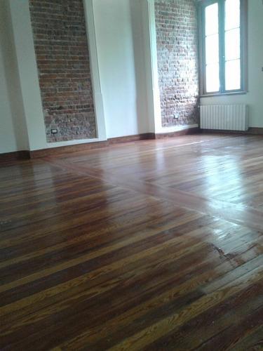 pulido y plastificado e hidrolaqueado pisos de madera