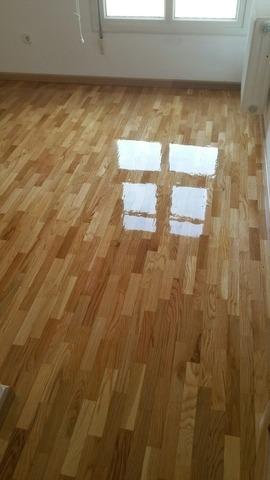 pulido y plastificado hidrolaqueado  pisos de parquet caba