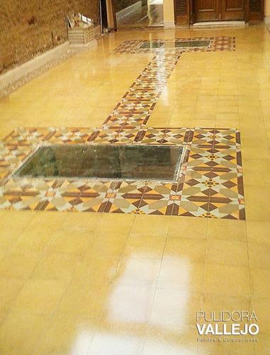 pulido y plastificado hidrolaqueado,pulido de mosaico oferta