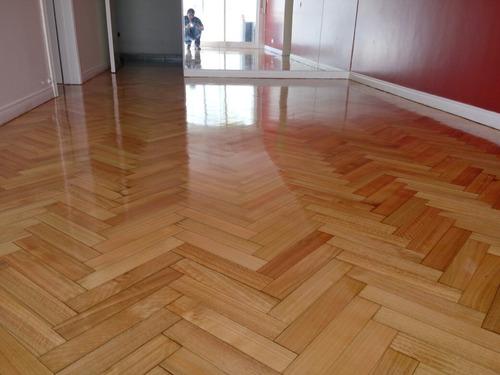pulido y plastificado, hidrolaqueados de pisos de madera