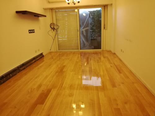 pulido y plastificado parquet hidrolaqueado  pinotea pisos