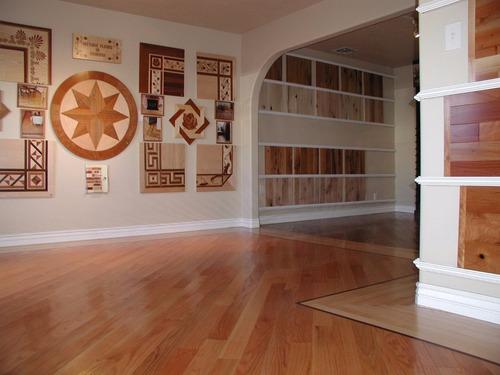 pulido y plastificado parquet pisos de madera hidrolaqueado