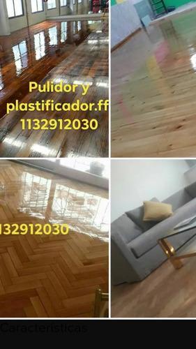 pulido y plastificado pisos parquet y mosaico