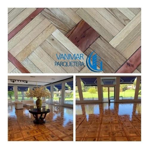pulido y plastificado - reparaciones - venta de madera