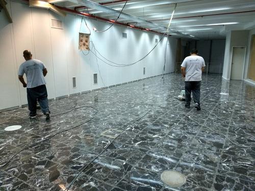 pulido y termovitrificado marmol mosaico granito calcareo