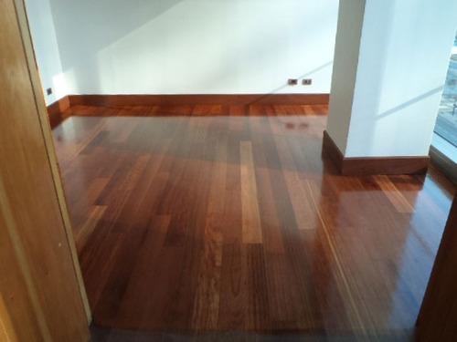 pulido y vitrificado de pisos de madera-parquet