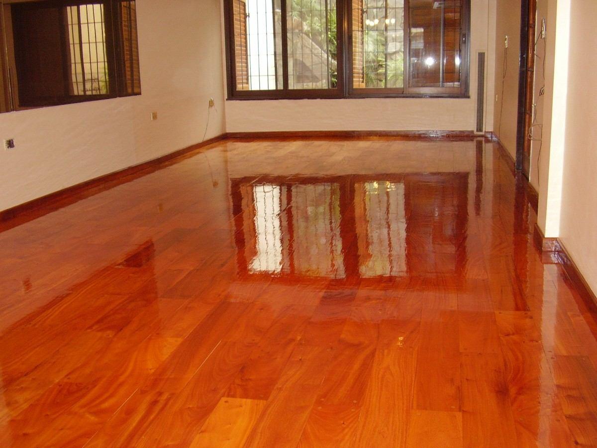 Pulido plastificado y hidrolaqueado de pisos de madera for Pisos ceramicos de madera
