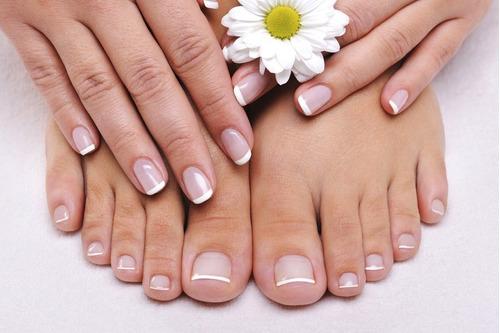 pulidor limador uñas manicura pedicura 5 pzas