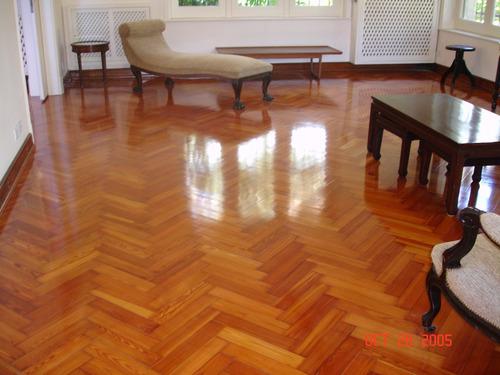 pulidor y plastificador piso de madera y mosaico 43044977