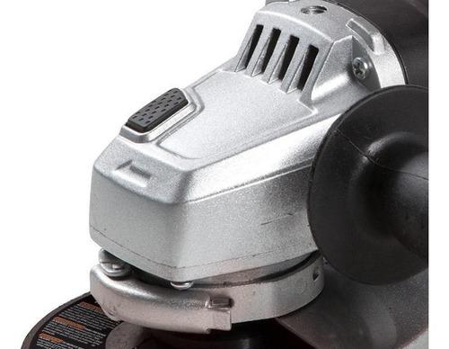 pulidora 4-1/2 pulg 820w black+decker g720k-b3