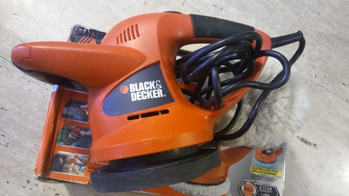 pulidora black and decker