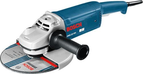 pulidora de 7 pulgadas 2000w 8500 rpm bosch gws 2000