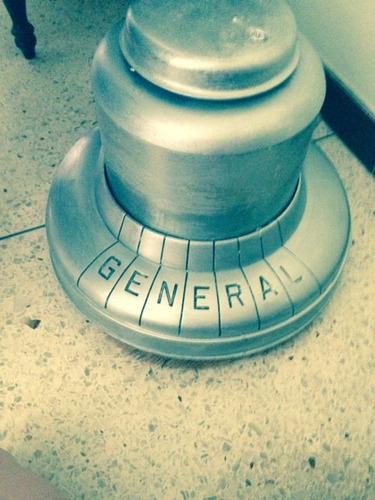 pulidora industrial  general