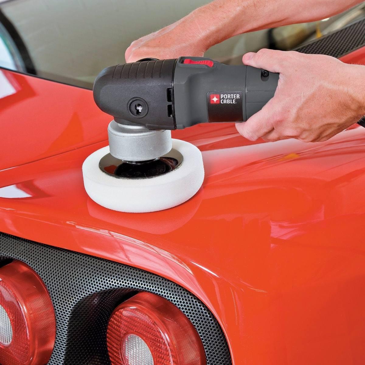 pulidora porter cable 7424xp 6 pulgadas velocidad variable 4 en mercado libre. Black Bedroom Furniture Sets. Home Design Ideas
