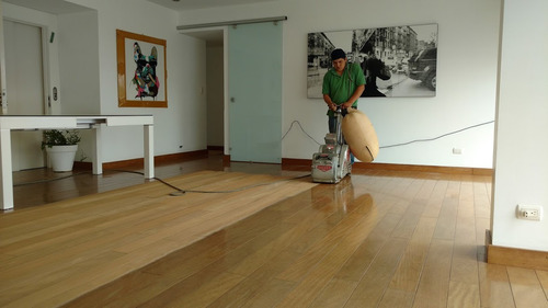 pulidos de pisos de madera, parquet  sin polvo