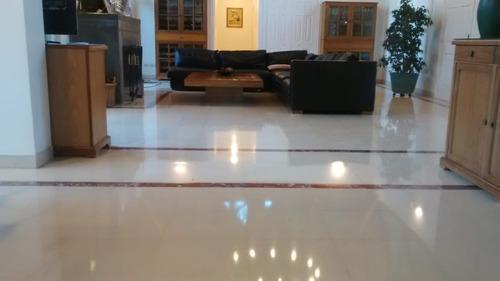pulidos de pisos mármol mosaicos zona oeste termovitrificado