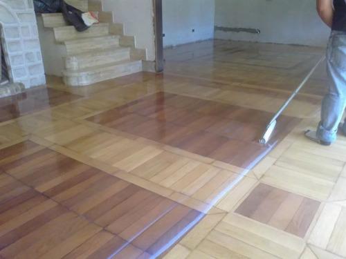 pulidos hidrolaqueado plastificados to en general en pisos