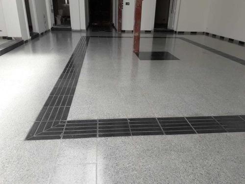 pulidos, sellado o vitrificado de pisos de baldosas, cemento