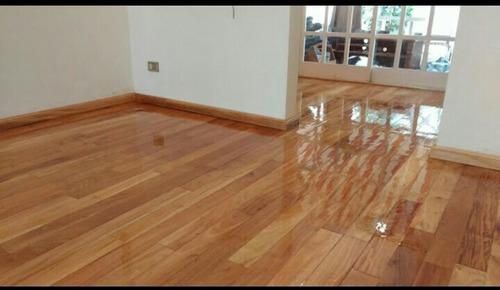 pulidos y plastificados de pisos de madera