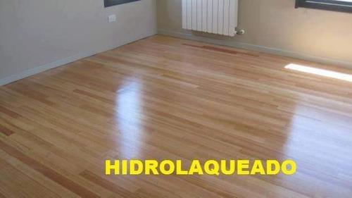 pulidos y plastificados de pisos de madera y cerámicos