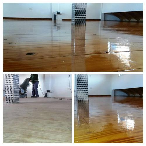 pulidos y plastificados de pisos de madera,ceramicos y lajas